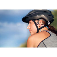 Sportz Titanium Wired Headphones With Mic