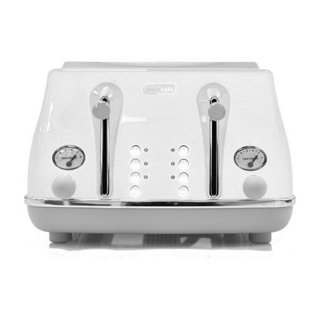 Icona Capitals 4 Slice Toaster