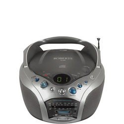 CD Radio Portable