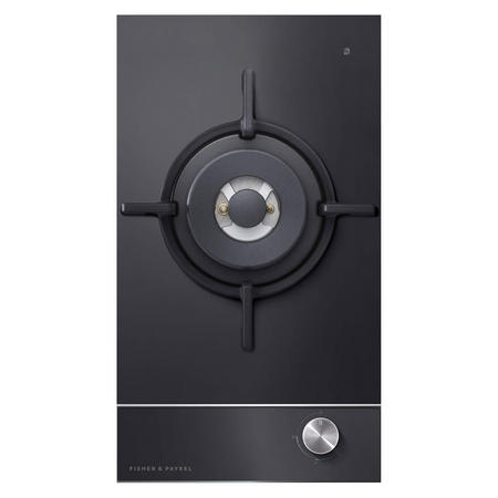 30cm Gas on Glass Cooktop - Natural Gas