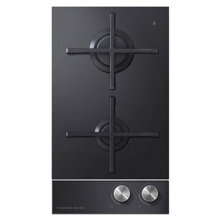 30cm Gas on Glass Cooktop - LPG