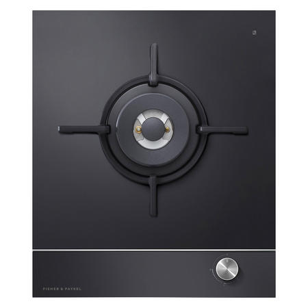 45cm Gas on Glass Cooktop - Natural Gas
