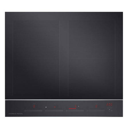 60cm 4 Zone Induction Hob with Smartzone