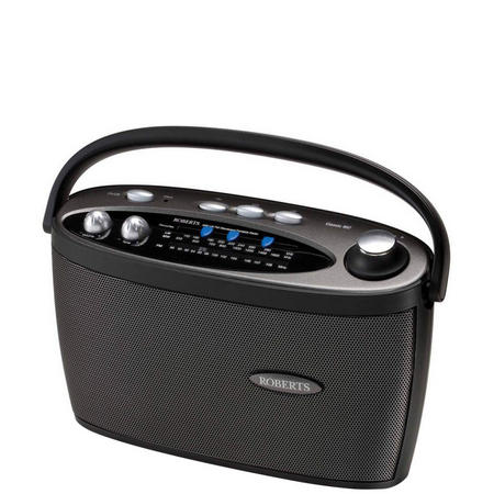Classic Radio Black
