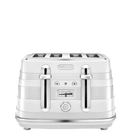 Four Slice Toaster AVVOLTA
