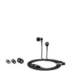 In Ear Headphones Black