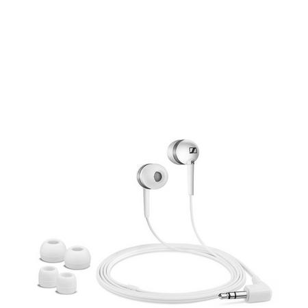 In Ear Headphones White