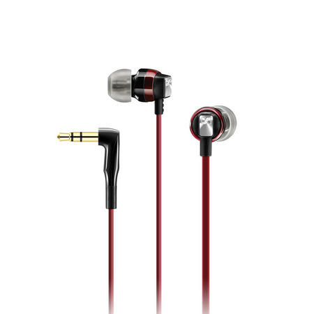 In Ear Headphones Red