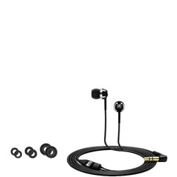 In Ear Headphones for Android Black