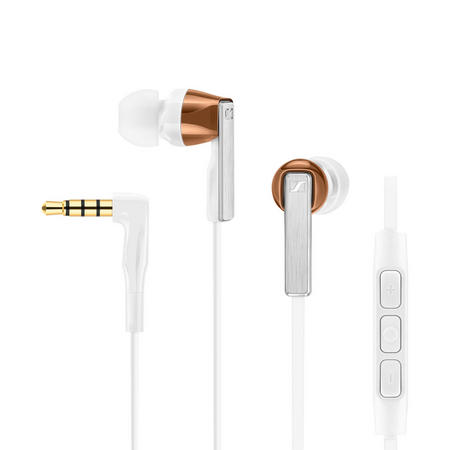 In Ear Headphones for Android White