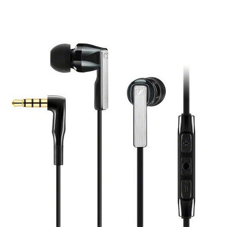 In Ear Headphones for Apple Black