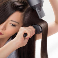 Supersonic Hair Dryer
