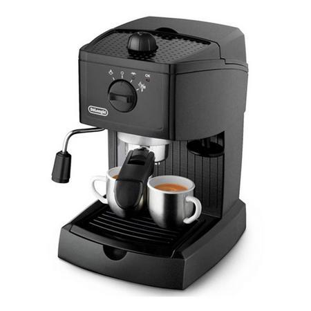 Traditional Pump Coffee Machine