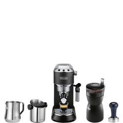 Dedica Pump Coffee Machine Combi Pack