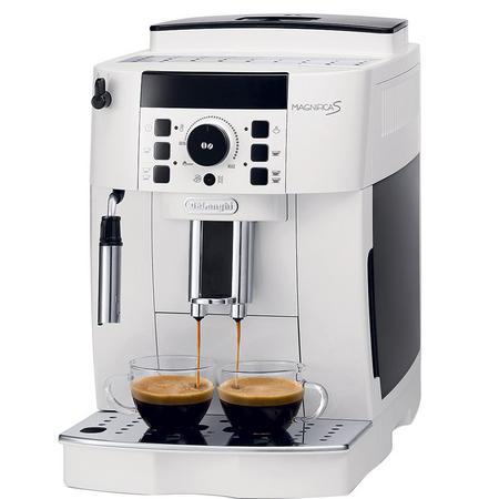 Magnifica S Ecam Coffee Machine White