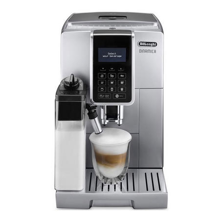 Dinamica, Bean to Cup, ECAM350.75.S, Silver