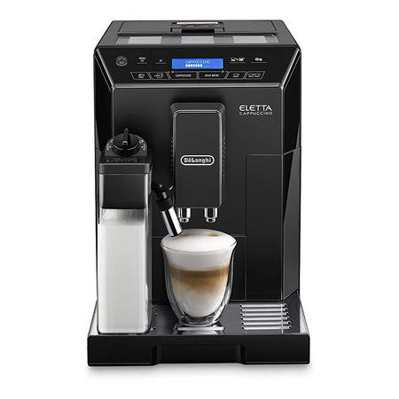 Eletta Cappuccino Bean to Cup Coffee Machine Black