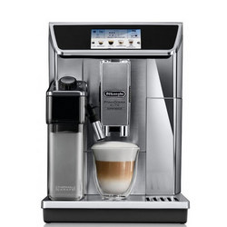 PrimaDonna Elite Experience Bean to Cup ECAM650.85.MS Silver