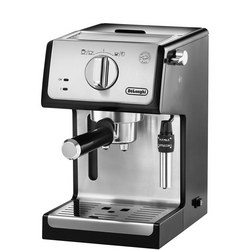 Traditional Pump Coffee Machine