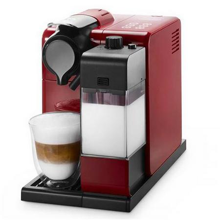 Lattissima Touch Nespresso System Red