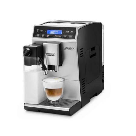 Autentica Cappuccino, Bean to Cup, ETAM29.660.SB, Silver & Black