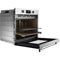 Single Oven with Steam Cooking