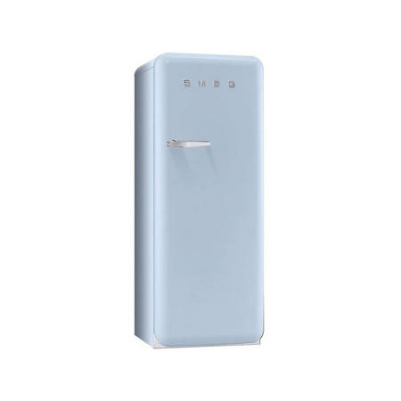 Pastel Blue 50'S Style Rh Hinged Fridge With Icebox - FAB28QAZ1