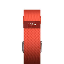 Charge HR Fitness Band Tangerine Small