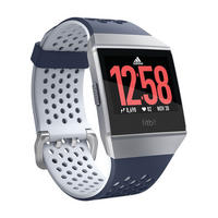 Ionic Adidas Ink Blue And Grey Fitness Watch