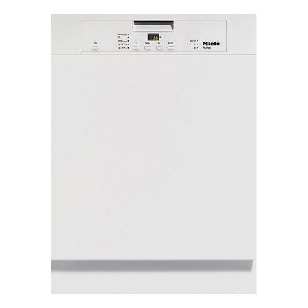 Active Semi-integrated White Dishwasher A+