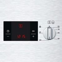 Built in Double Multifunction Oven