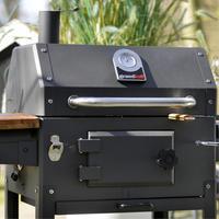 Xenon Charcoal Black BBQ