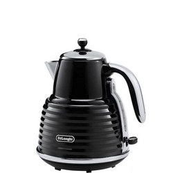 Scultura Electric Kettle Black
