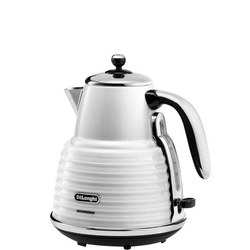 Scultura Electric Kettle White