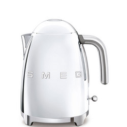 Retro Style Kettle Stainless Steel