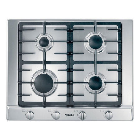 Gas Hob with Stainless Steel Frame