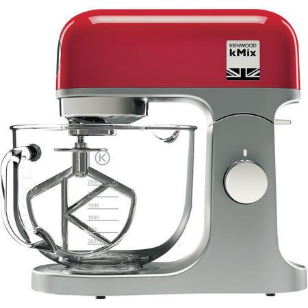 kMix Stand Mixer Red