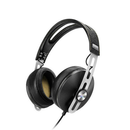 Momentum 2.0 Headphones for Android Black