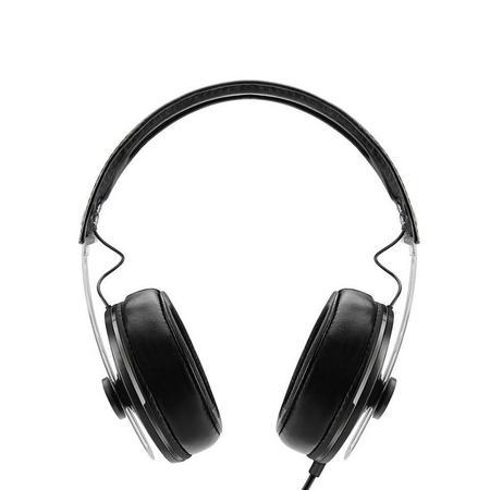 Momentum 2.0 Around Ear Headphones for iPhone/iPod/iPad Black
