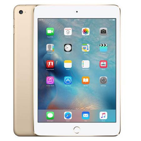 iPad mini 4 Wi Fi 128GB Gold
