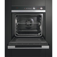 60cm Single 7 Function Pyrolytic Built-in Oven - 72L