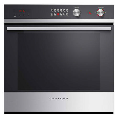 60cm 11 Function Pyrolytic Built-in Oven - Companion oven