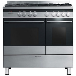 90cm Freestanding Dual Fuel Cooker