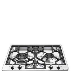 60Cm Stainless Steel Classic 4 Burner Ultra Low Profile Gas Hob