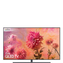 55 inch 4K UHD HDR QLED Smart TV