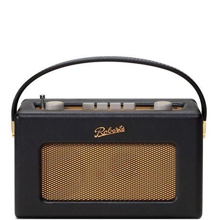 1950s Revival Radio Black