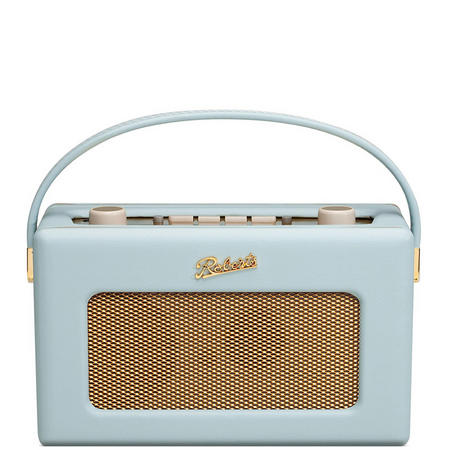 1950s Revival Radio Duck Egg
