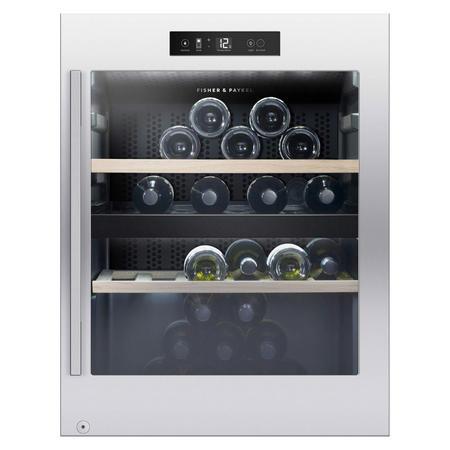 Wine Cabinet - 50 Bottle Dual Zone