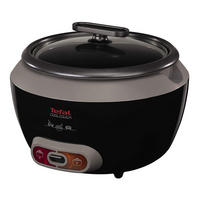 Rice Cooker Cool Touch