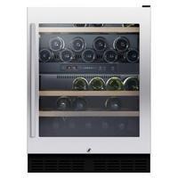 Wine Cabinet Slide-In  -  32 Bottle Dual Zone